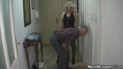 MeetMySweet - He finds her in 3some orgy with his olds