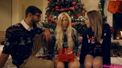 MyFamilyPies Angel Smalls, Kenzie Reeves - Christmas Family Sex