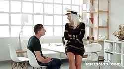 Private Julia Parker The Demanding Captain
