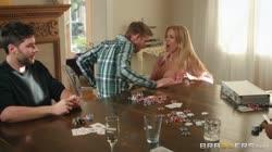 Rebecca More, Danny D Poker Face
